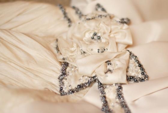 wedding belt handmade