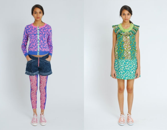 pattern colorful clothing eley kishimoto