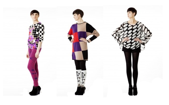 fashion bold patterns marimekko
