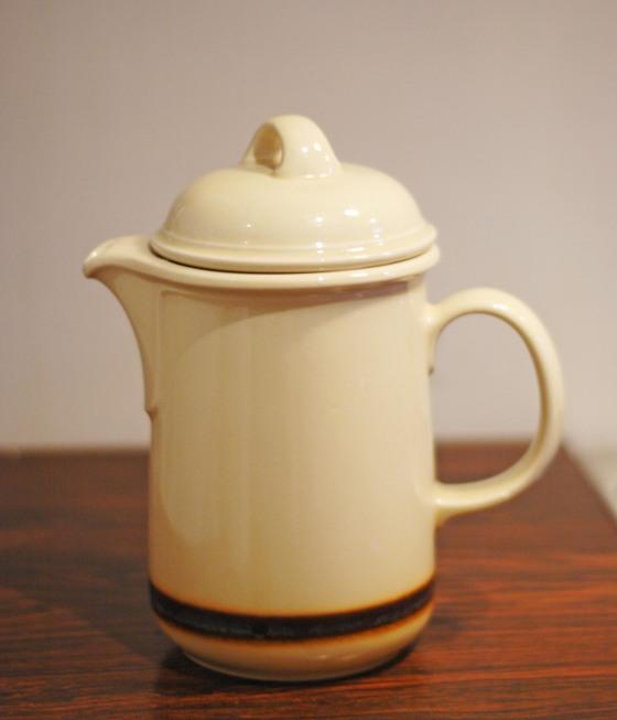 tea pot vintage finds ceramics