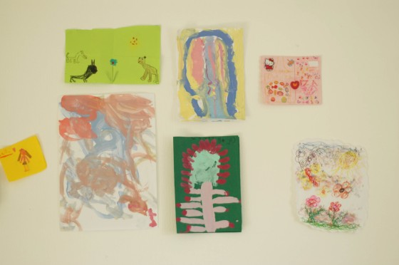 kids drawings colors