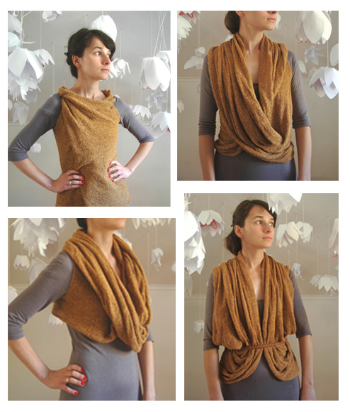 handmade clothes knitwear knitted