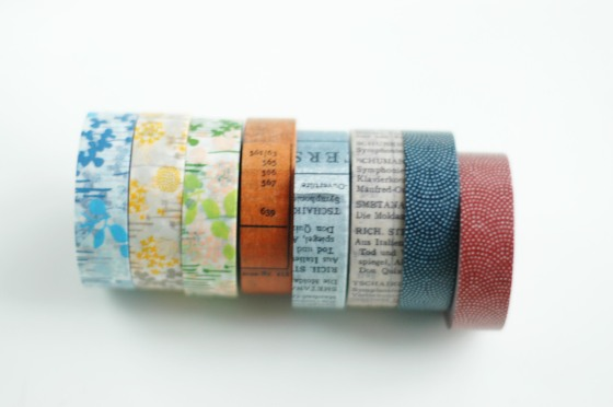 washi tape craft supplies