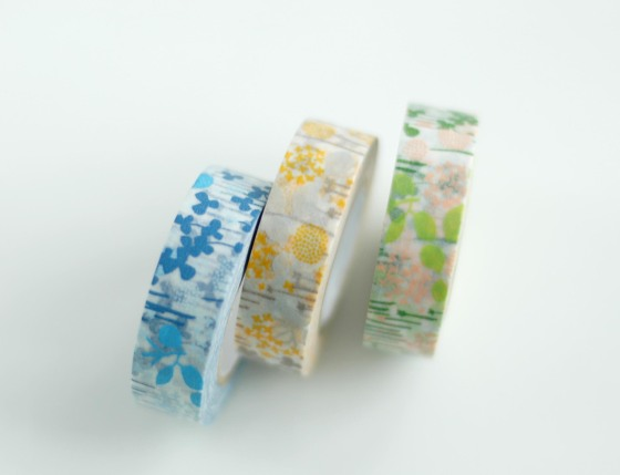 washi masking tapes decorative tapes