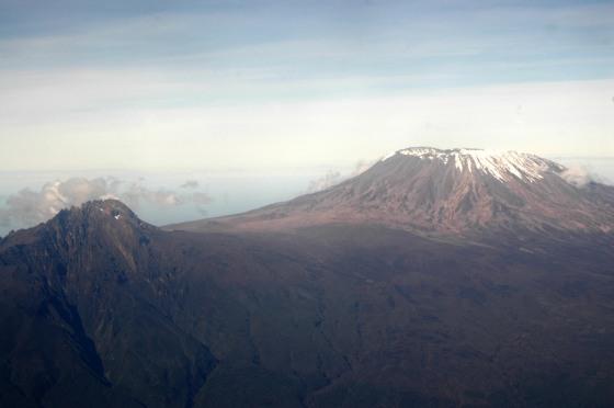 kilimanjaro for air