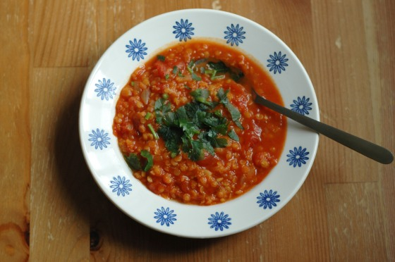 morocann lentil soup recipe