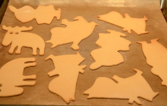 moomin pepperkaker gingerbread