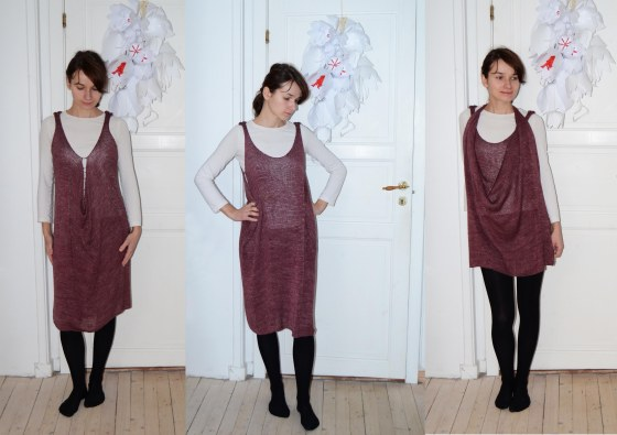 sanagi dress5 handmade dress knitted dress