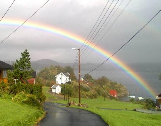 bergen rainbow