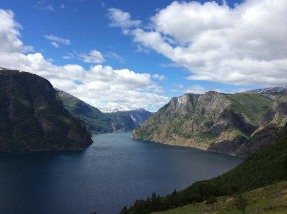 aurland norway fjord