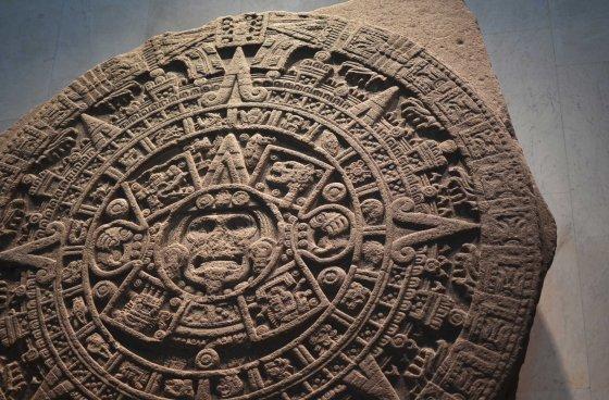 mayan calendar mexico city
